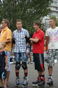 Запорожские роллеры