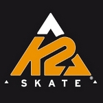 K2 skate logo black 150