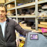 Андрей делится внутренней кухней производства снаряги