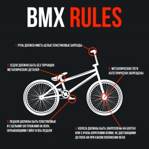BMX Rules